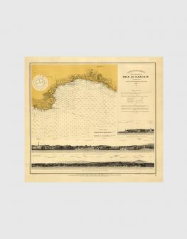 Carta de 1926 – Baía de Cascais