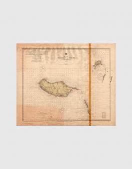 Carta de 1938 – Carta do Arquipélago da Madeira
