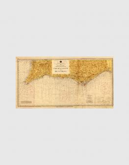 Carta de 1959 – Cabo de S.Vicente ao Rio Guadiana