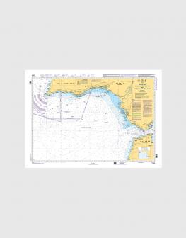 Cabo de S. Vicente ao Estreito de Gibraltar 23204