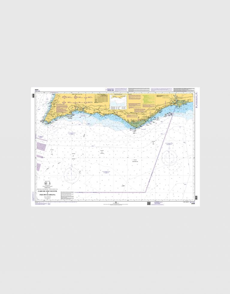 Cabo de S. Vicente à Foz do Guadiana 24206