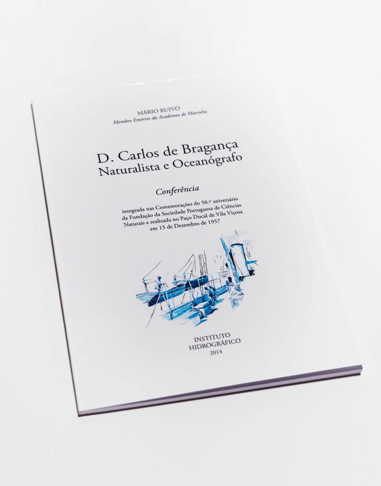 D. Carlos de Bragança – Naturalista e Oceanógrafo