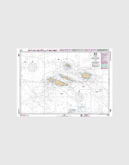 Arquipélago dos Açores – Grupo Central 43102