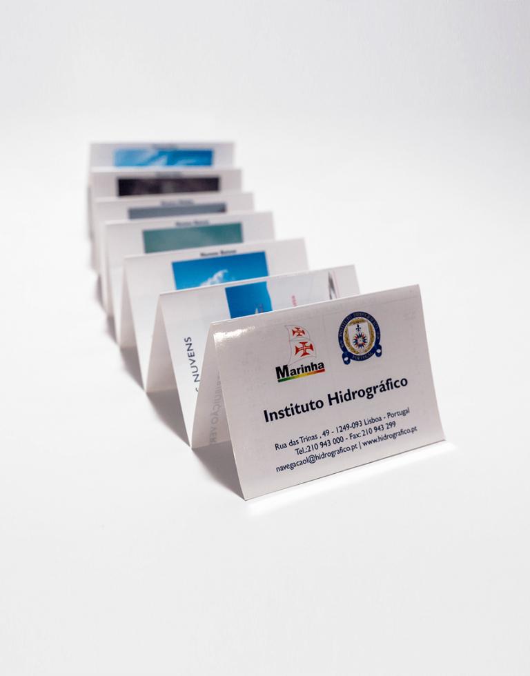 IH-Card de Nuvens e Estado do Mar