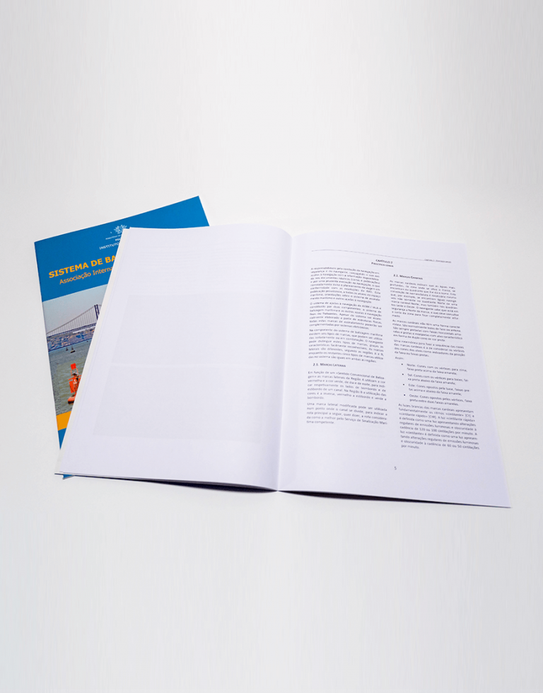 Sistema de Balizagem Marítima 3ª Edição – Portugal