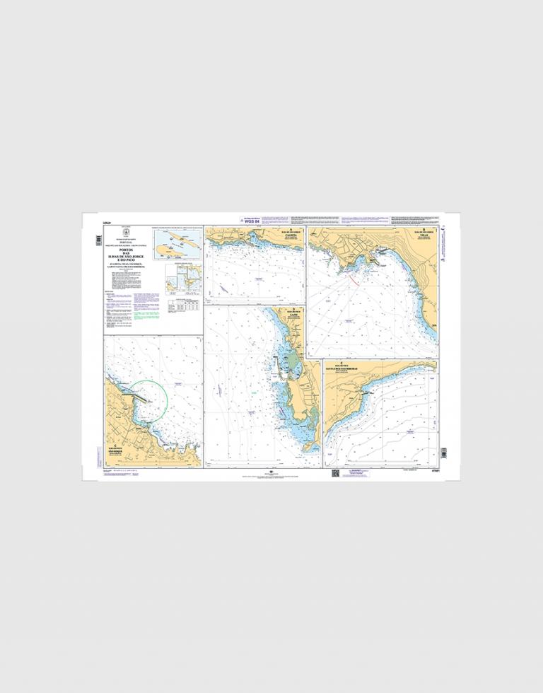 Portos das Ilhas de São Jorge e do Pico 47501