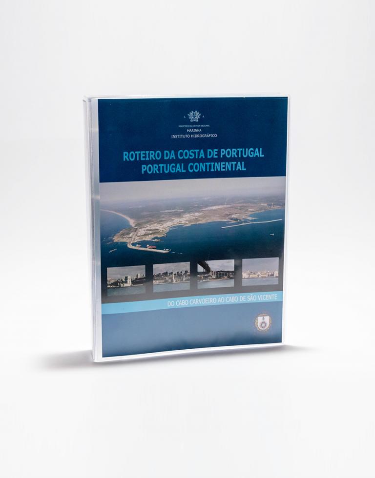 Roteiro da Costa de Portugal – Do Cabo Carvoeiro ao Cabo de São Vicente – Vol II