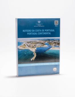 Roteiro da Costa de Portugal – Do Rio Minho ao Cabo Carvoeiro – Vol I