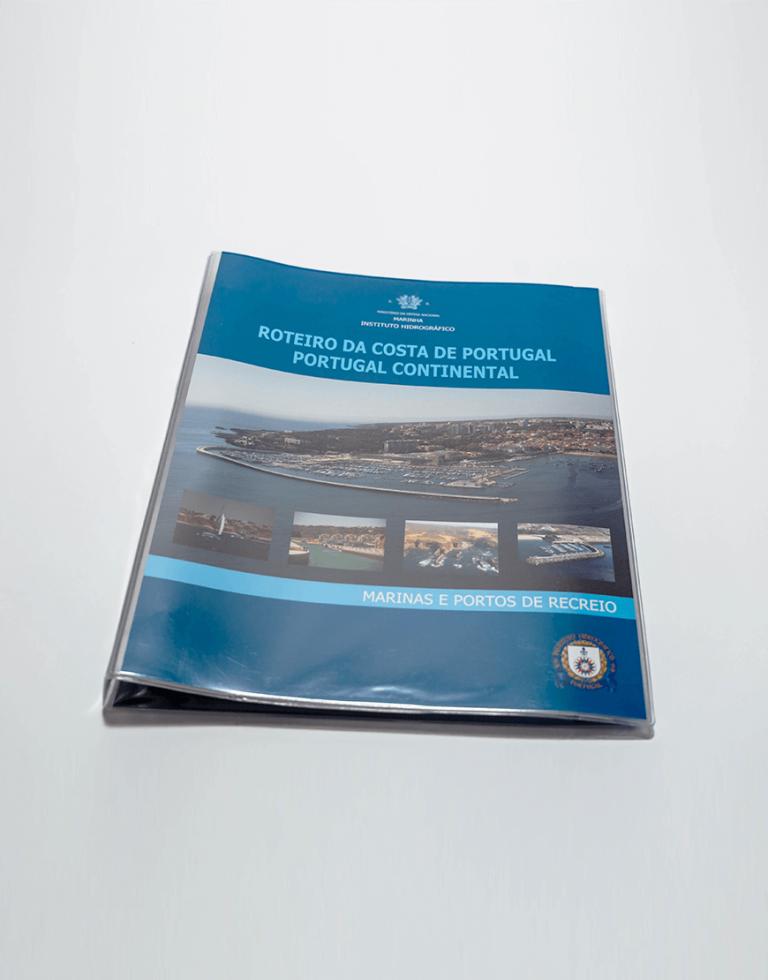 Roteiro da Costa de Portugal – Marinas e Portos de Recreio – Vol IV