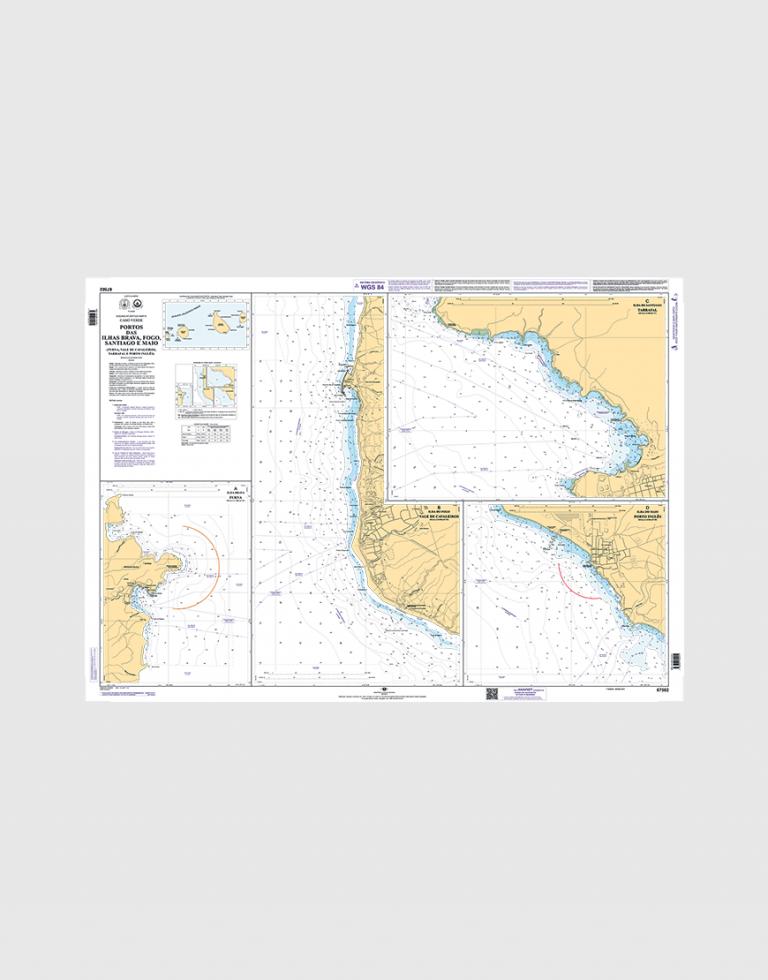 Portos das Ilhas Brava, Fogo, Santiago e Maio (Furna, Vale de Cavaleiros, Tarrafal e Porto Inglês) 67502