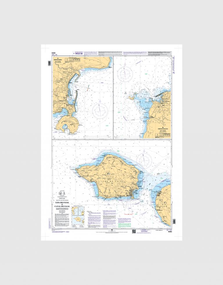 Ilha do Faial e Canal do Faial 46403