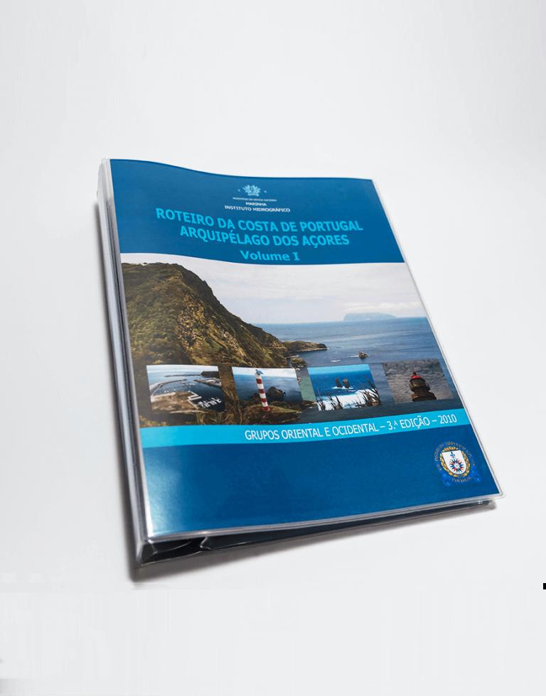 Roteiro da Costa de Portugal – Arquipélago dos Açores – Grupos Oriental e Ocidental