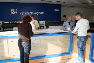 interior Loja do Navegante