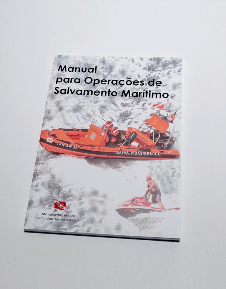 Manual para Operações de Salvamento Marítimo