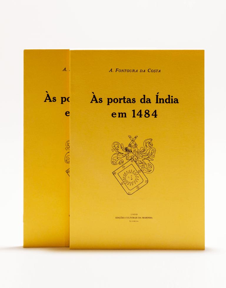 Portas da Índia em 1484 (Às)