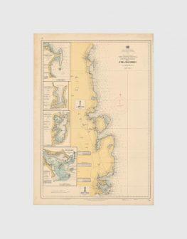 Carta de 1931 – Lúrio a Moçambique