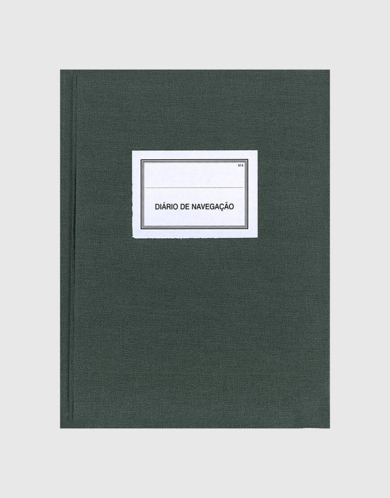 IH-NV-46 – Diário de Navegação (livro c/ 200 folhas)
