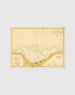 Carta de 1946 – Porto de Dili
