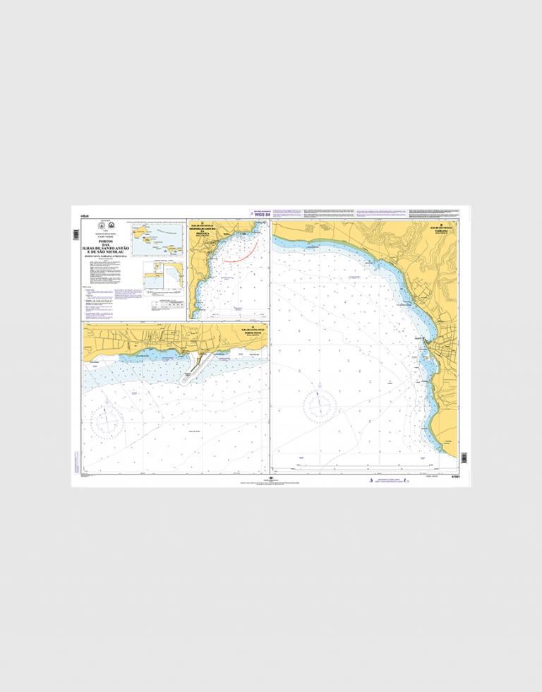 Portos das Ilhas de Santo Antão e de São Nicolau 67501