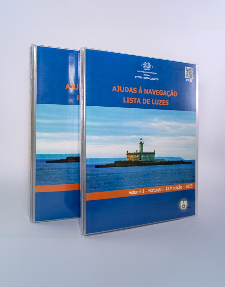 Lista de Luzes – Vol. I – 12ª Edição – Portugal